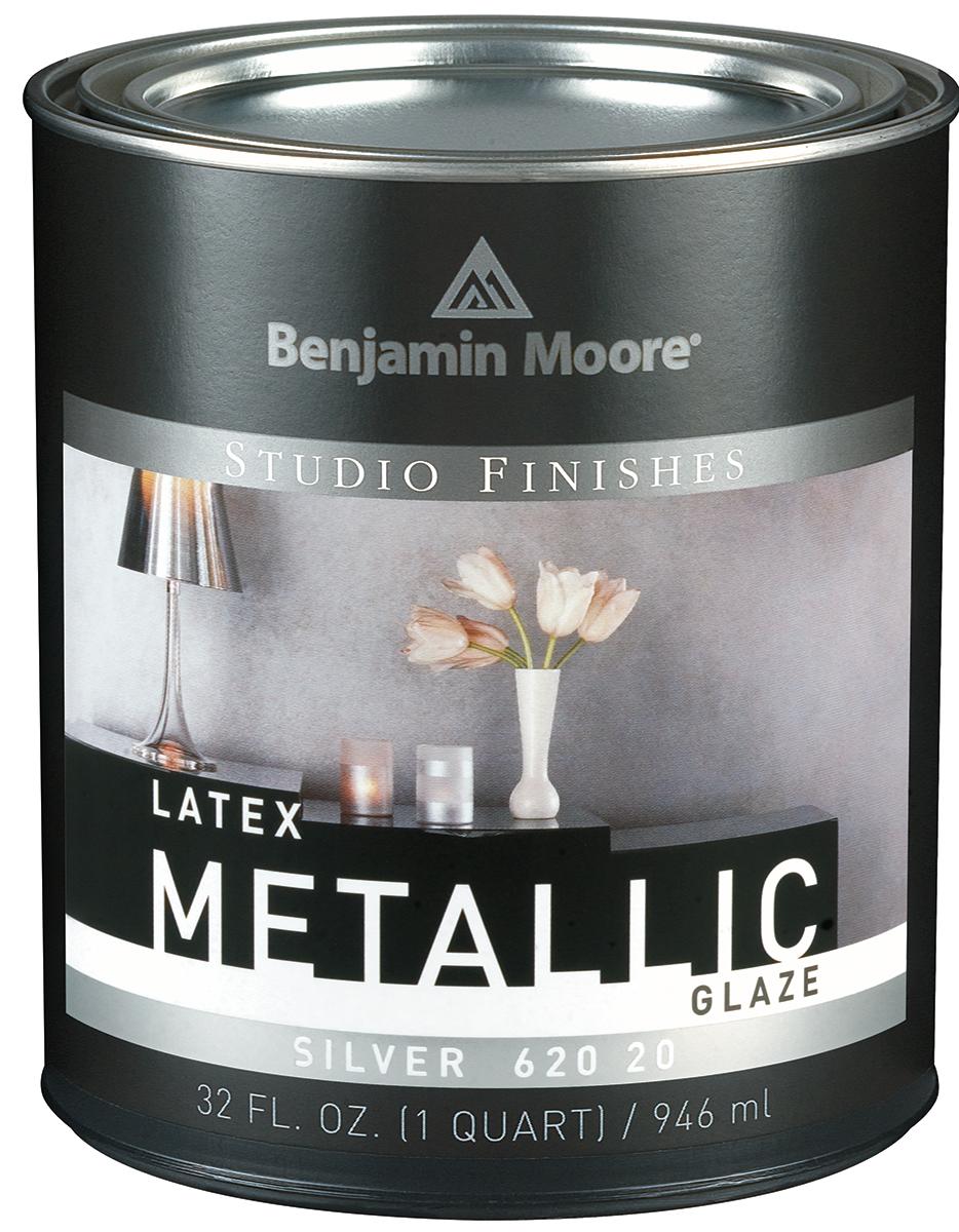 Benjamin Moore Metallic Paint Reviews