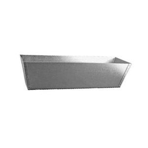 Advance 12GǦ Galvanized Mud Pan