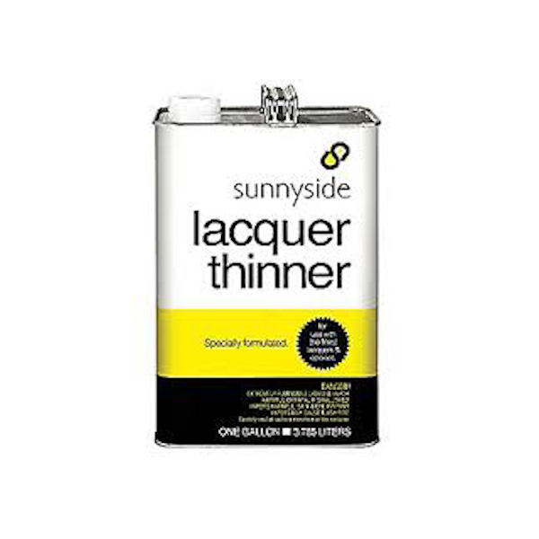 sunnyside allpro lacquer thinner thybony paint supplies chicago. Black Bedroom Furniture Sets. Home Design Ideas