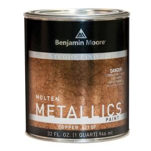 molten metalics