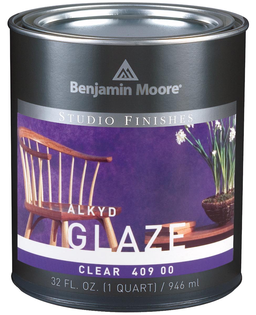how to make acrylic paint glaze