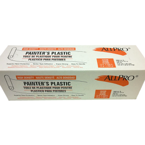 AllPro Painters Plastic